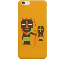 cave men phone case  iPhone Case/Skin