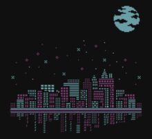 Pixelated Dreams by Connallm