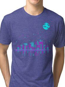 Pixelated Dreams Tri-blend T-Shirt