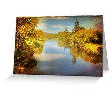 Deloraine, Tasmania Greeting Card