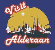 Visit Alderaan by Kenjamin