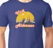 Visit Alderaan Unisex T-Shirt