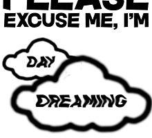 Please excuse me, I'm daydreaming by SlubberBub
