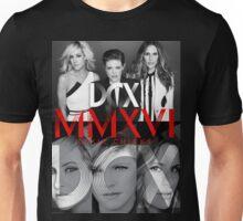 Dixie Chicks MMXVI tour 2016 DCX Unisex T-Shirt
