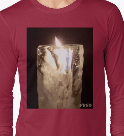 Fire from Ice - FredPereiraStudios.com_Page_09 Long Sleeve T-Shirt