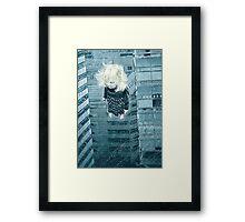 Afloat Framed Print