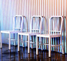 chairs.. by JOSEPHMAZZUCCO