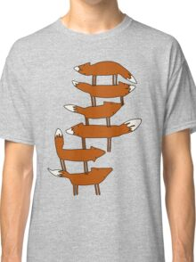 Colin Morgan's Fox Tower Shirt Classic T-Shirt