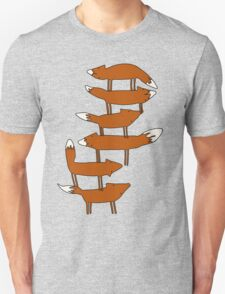Colin Morgan's Fox Tower Shirt T-Shirt