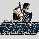 San Angeles Spartans by pixhunter