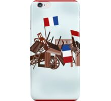 The Lonely Barricade iPhone Case/Skin