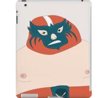 el luchador iPad Case/Skin