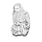 Gandalf by pixhunter