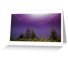 Mother Nature Unleashed Greeting Card