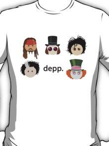 Depp. (Johnny Depp characters) T-Shirt