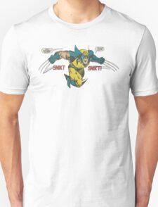 """Wolveine """"Snikt"""" Unisex T-Shirt"""