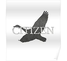 Citizen Goose Poster