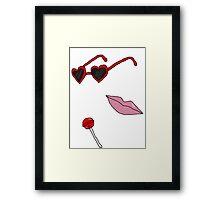 lolita Framed Print