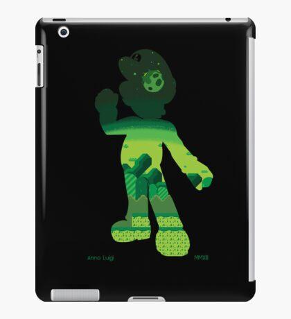 Anno Luigi iPad Case/Skin
