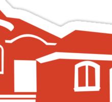 Model Home Sticker