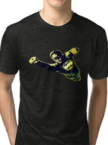 Hal Jordan in Flight Tri-blend T-Shirt