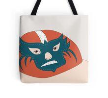 el luchador Tote Bag