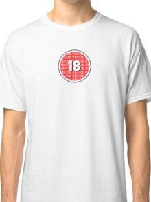 18 Certificate Classic T-Shirt