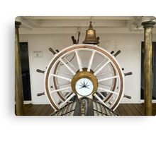 HELM AND BELL Canvas Print