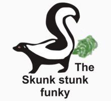 Skunk by sonofnesbit