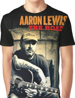 Aaron Lewis the road tour 2016 Graphic T-Shirt