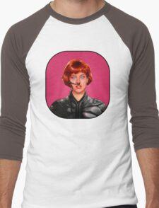 Molly In Dune Digital Duesday # 4  Men's Baseball ¾ T-Shirt
