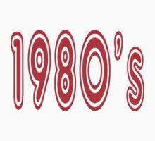 1980's Kids Tee