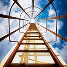 Stairways to heaven fineart print by Mario Cehulic