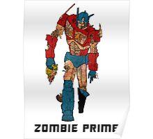 Zombie Prime Poster