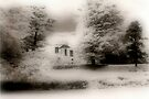 The Roundhouse in infrared by missmoneypenny