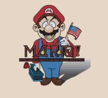 Mario Borat  by DanDav