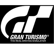 Gran Turismo Main Logo Photographic Print