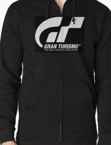 Gran Turismo Main Logo Zipped Hoodie
