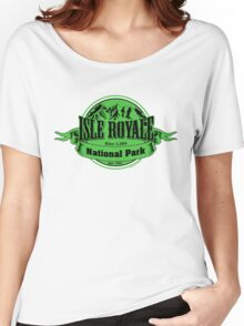Isle Royale National Park, Michigan Women's Relaxed Fit T-Shirt