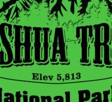 Joshua Tree National Park, California Sticker