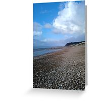 Blue Anchor #2 Greeting Card