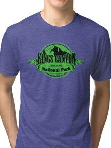 Kings Canyon National Park, California Tri-blend T-Shirt