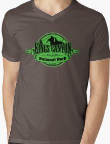 Kings Canyon National Park, California Mens V-Neck T-Shirt