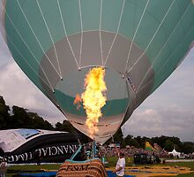 35th Bristol International Balloon fiesta by Keith Larby