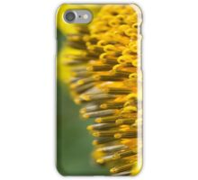 Deep Inside the Sunflower iPhone Case/Skin