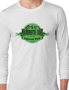 Mammoth Cave National Park, Kentucky Long Sleeve T-Shirt