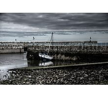 Low Tide Photographic Print