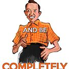 Keep Calm with Ed Grimley by uberdoodles