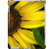 Slice of the Sunflower iPad Case/Skin