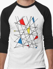 Tiep Ondriam Men's Baseball ¾ T-Shirt